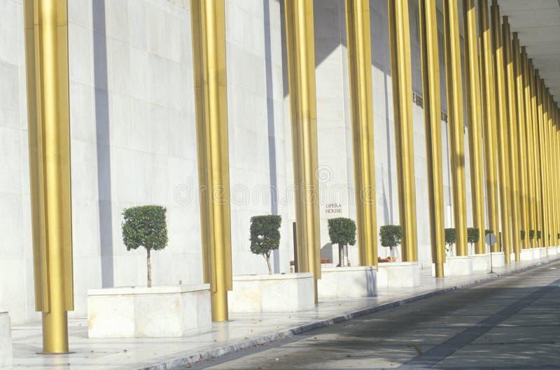 Centre de Kennedy pour les arts du spectacle photo stock