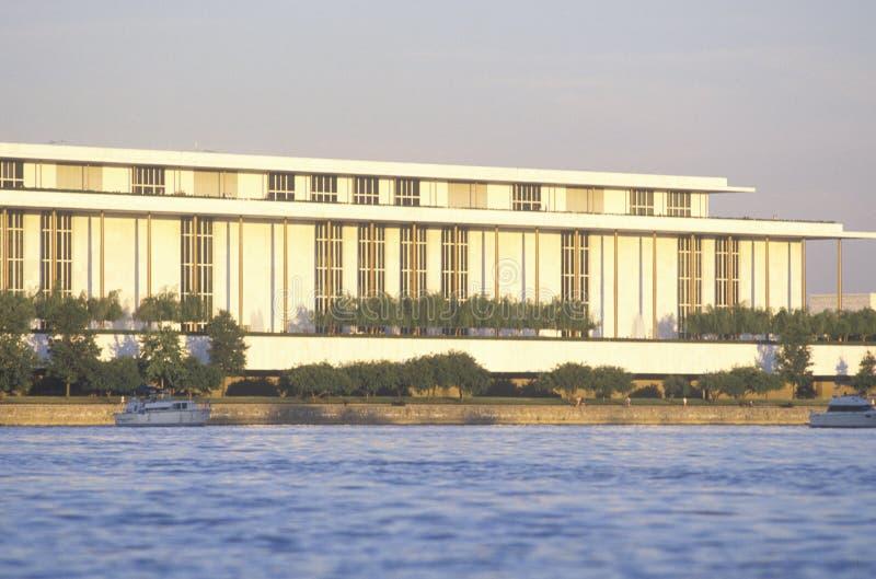 Centre de Kennedy pour les arts du spectacle photographie stock libre de droits