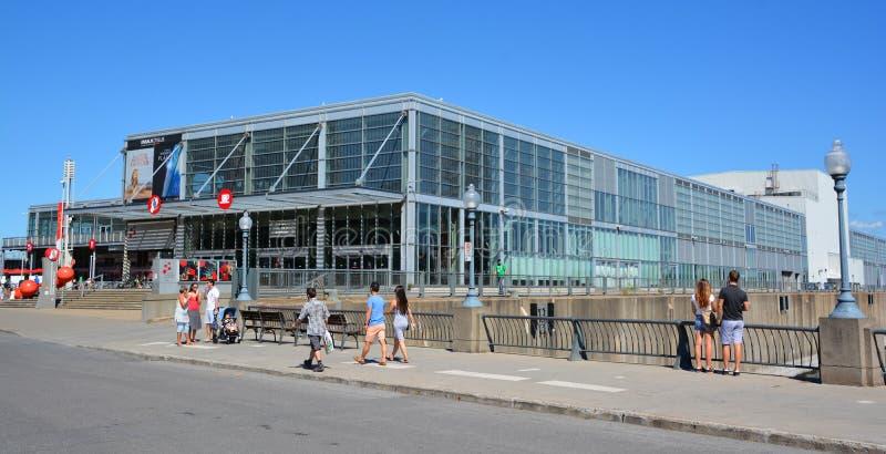 Centre de la Science de Montréal images libres de droits