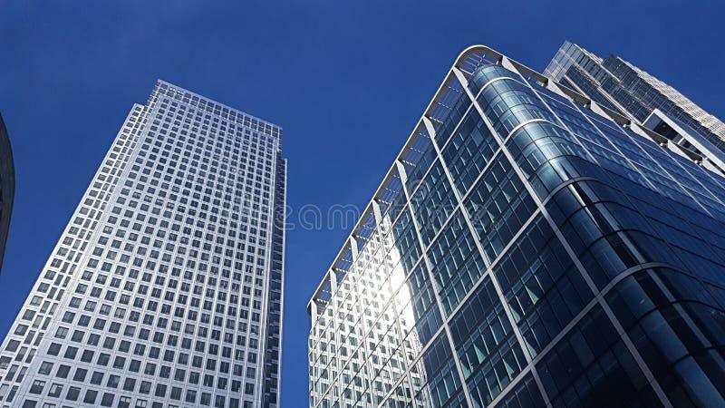 Centre de la ville de Londres photographie stock