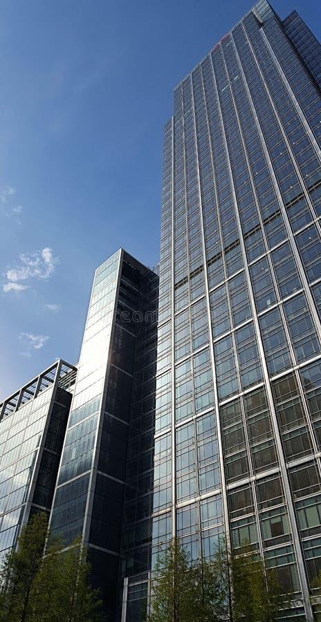 Centre de la ville de Londres photo stock