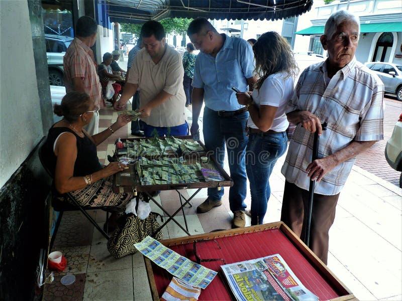 Centre de Panam? City images libres de droits