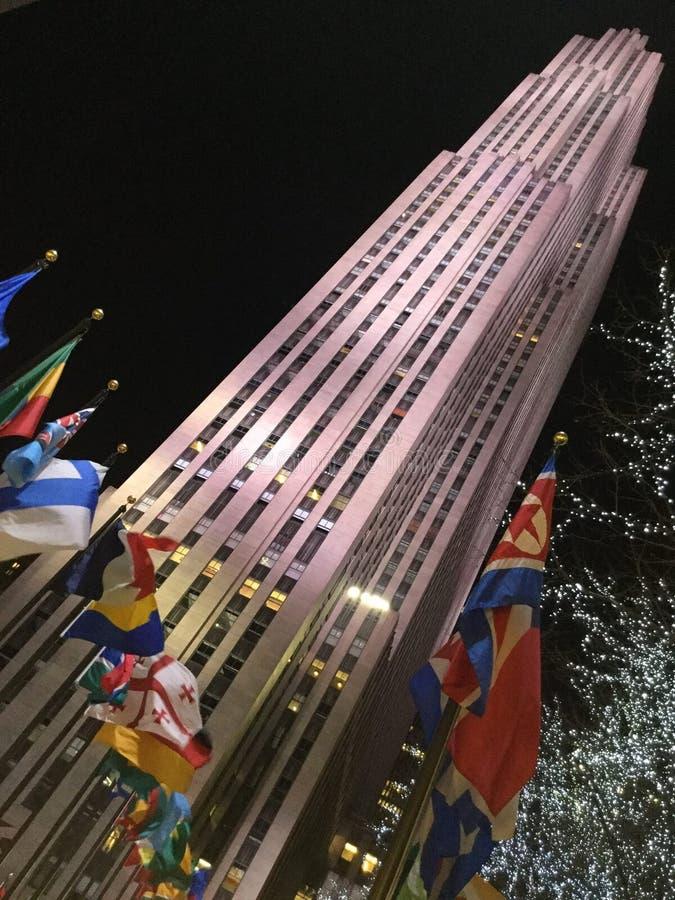 Centre de Rockefeller images stock