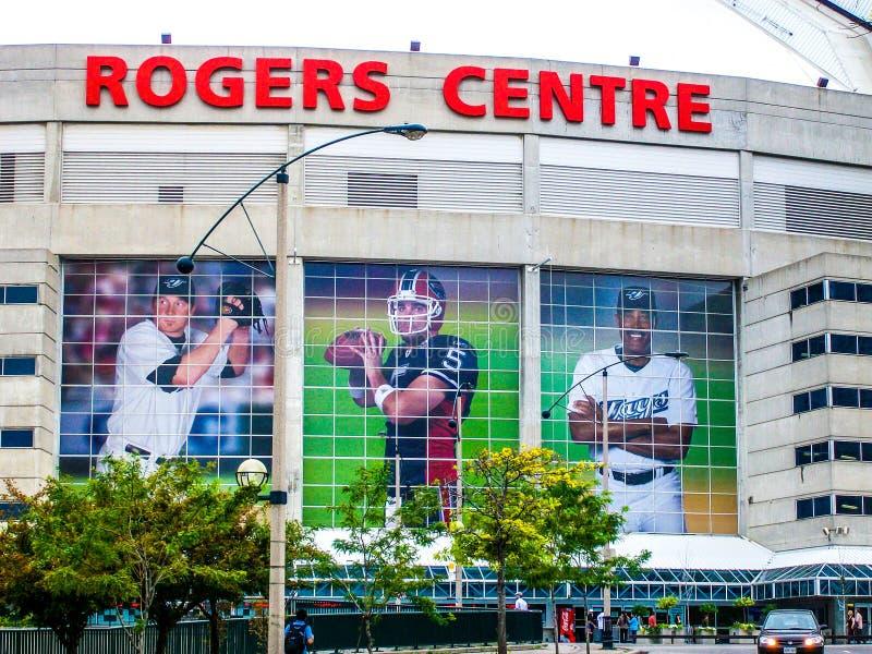 Centre de Roger photos stock
