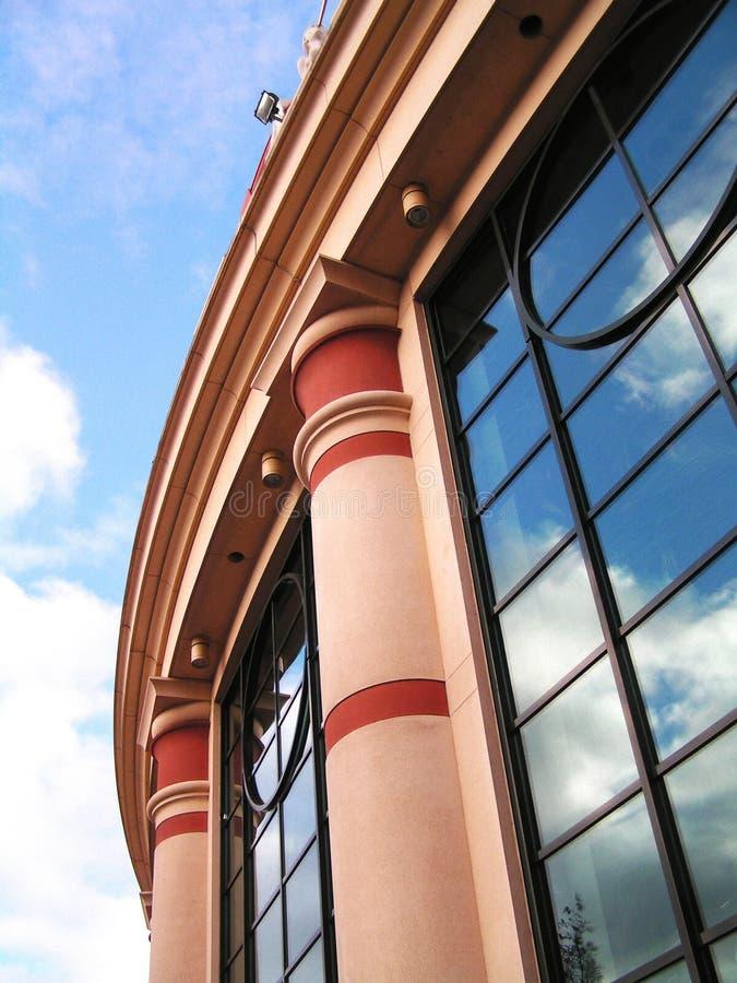 Centre de Trafford image libre de droits