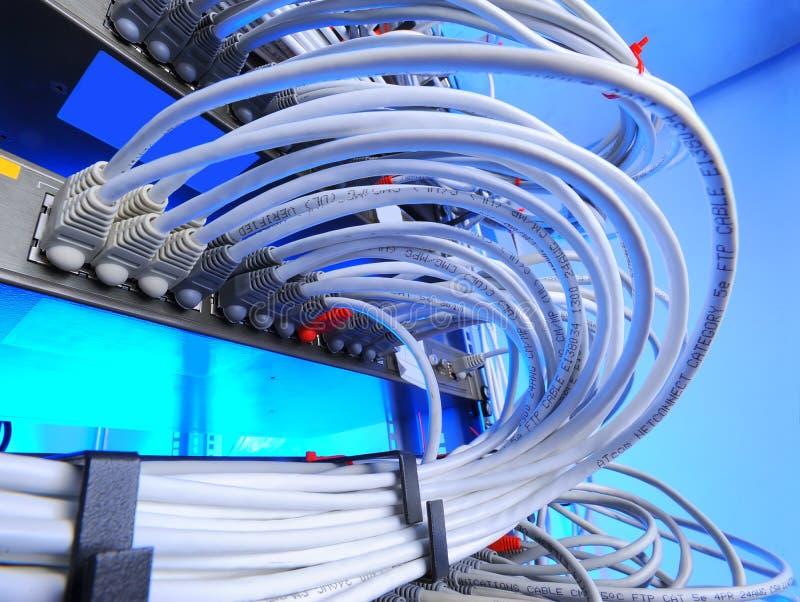 Centre de traitement des données photo stock