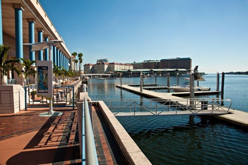 Centre du centre de Tampa et de convention image stock