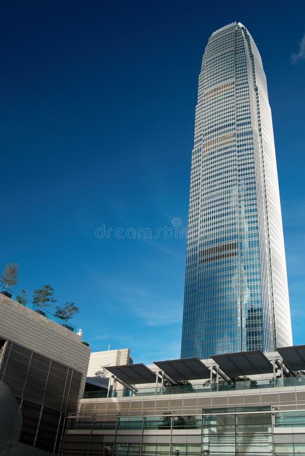 centre finansowy ifc zawody międzynarodowe zdjęcie royalty free