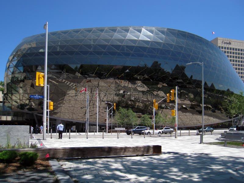 centre konwencja Ottawa fotografia royalty free