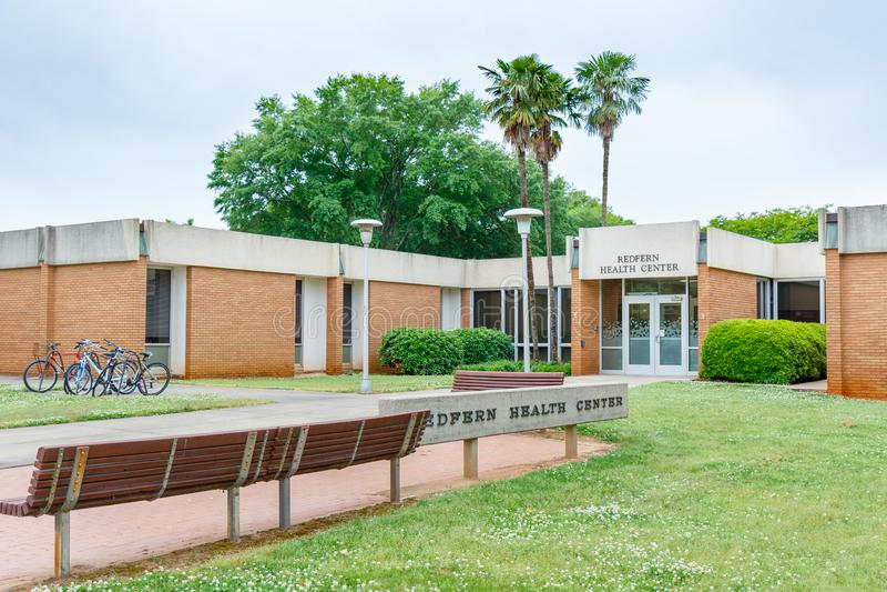 Centre médico-social de Redfern chez Clemson photos libres de droits