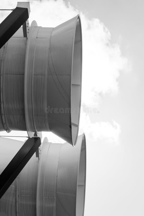 Centre Pompidou in Parijs royalty-vrije stock fotografie