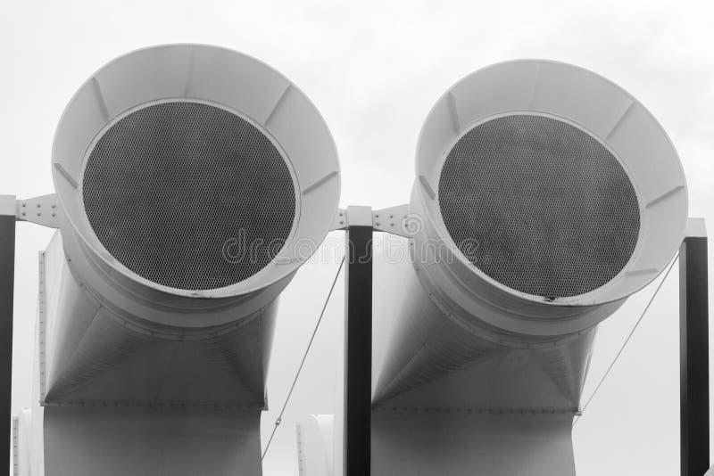 Centre Pompidou in Parijs stock fotografie