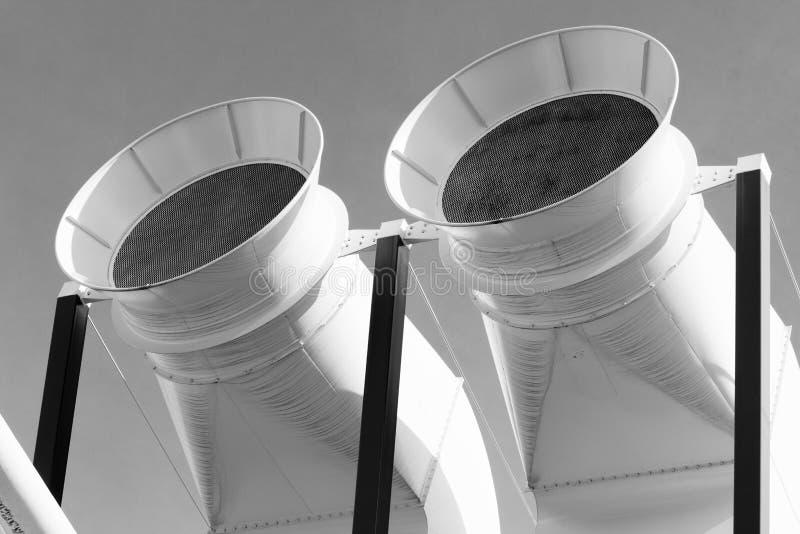 Centre Pompidou in Parijs royalty-vrije stock foto's