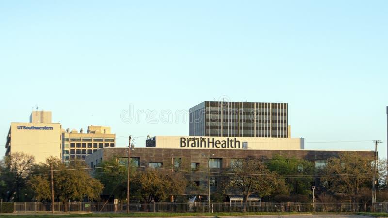 Centre pour BrainHealth, Université du Texas à Dallas, le Texas photo stock