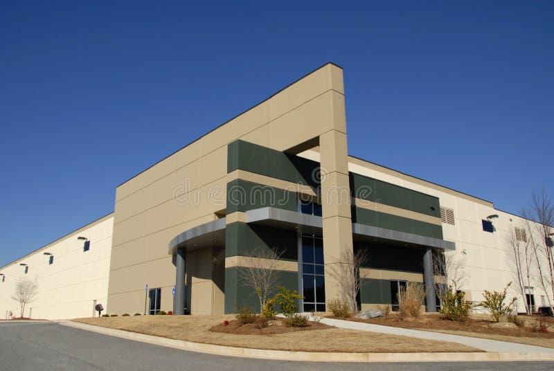 Centre serveur de distribution moderne photo stock