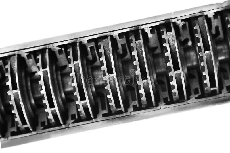 Centrifugal sänkbar pump arkivbild