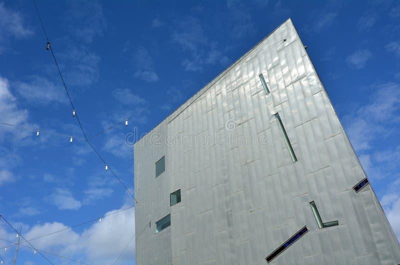 Centro australiano para la imagen móvil ACMI - Melbourne foto de archivo libre de regalías