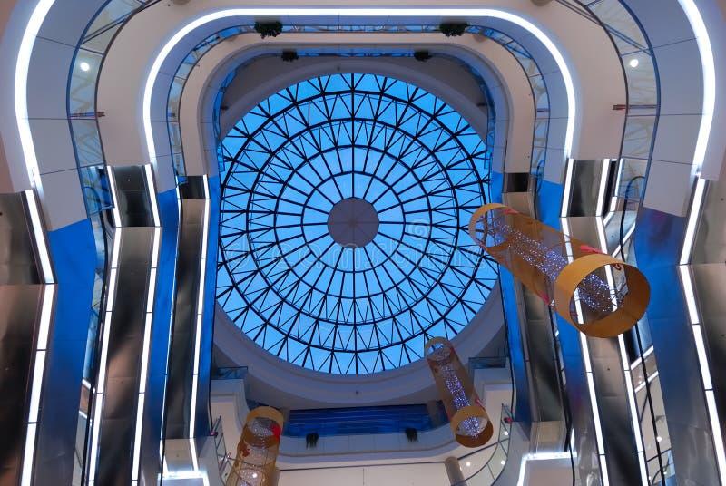 Centro comercial 5 imágenes de archivo libres de regalías