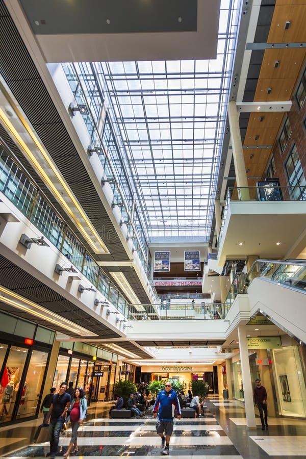 Centro comercial de Westfield, San Francisco, California, los Estados Unidos de América, Norteamérica fotos de archivo