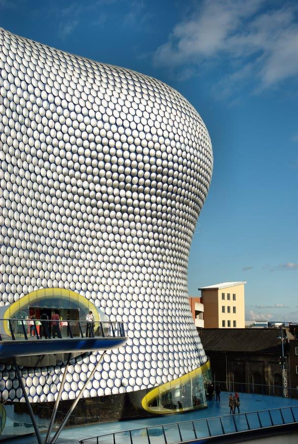 Centro comercial do anel de Bull em Birmingham, Reino Unido. fotos de stock