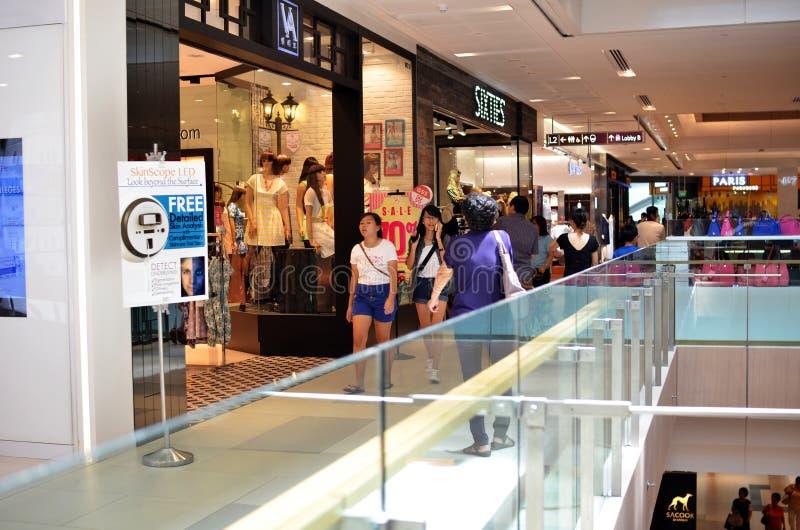 Centro commerciale di Westgate fotografia stock libera da diritti