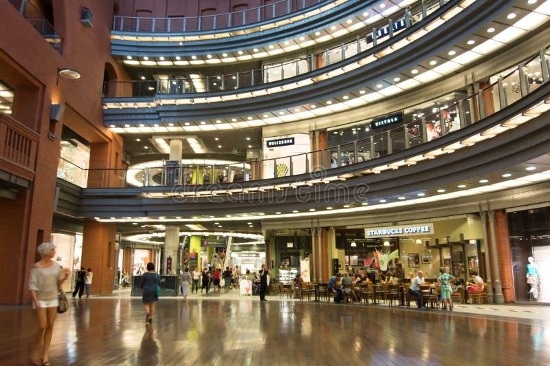 Centro commerciale Stary Browar fotografie stock libere da diritti