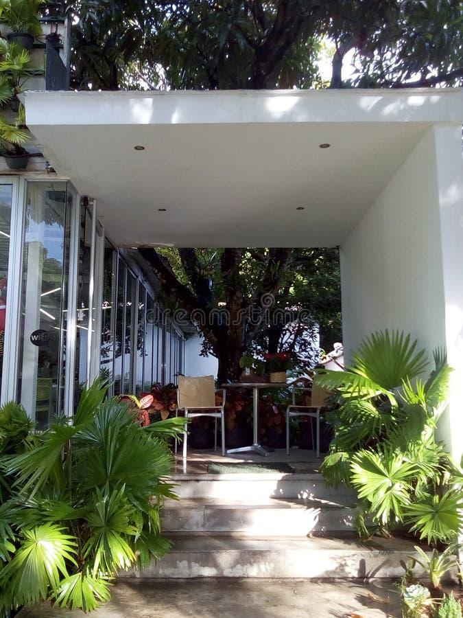Centro culturale Los Galpones a Caracas, Venezuela immagine stock libera da diritti