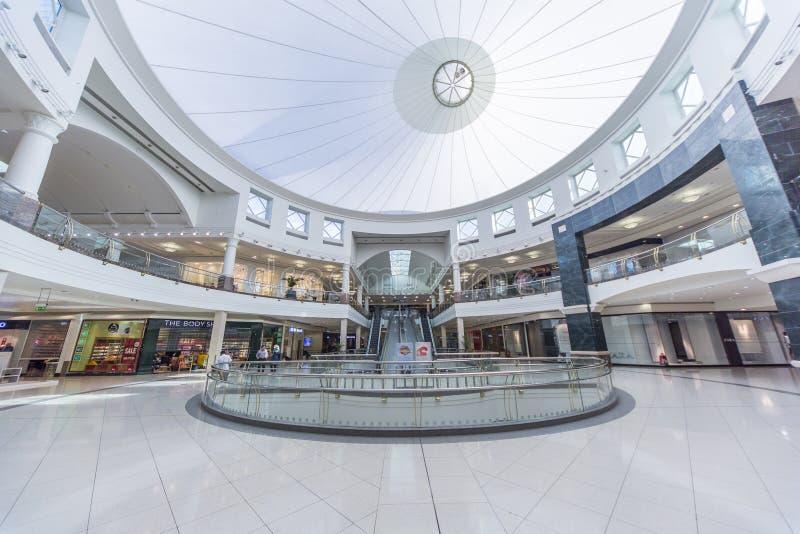 Centro da cidade de Deira em Dubai fotos de stock