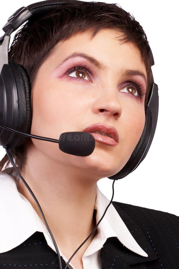 Download CENTRO DE ATENCIÓN TELEFÓNICA Imagen de archivo - Imagen de corporativo, businesswomen: 1279089