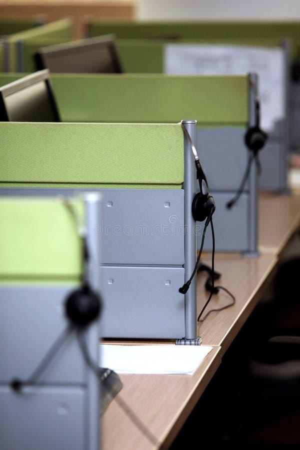 Centro de atención telefónica imagenes de archivo