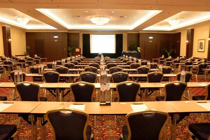 Centro de conferência foto de stock royalty free