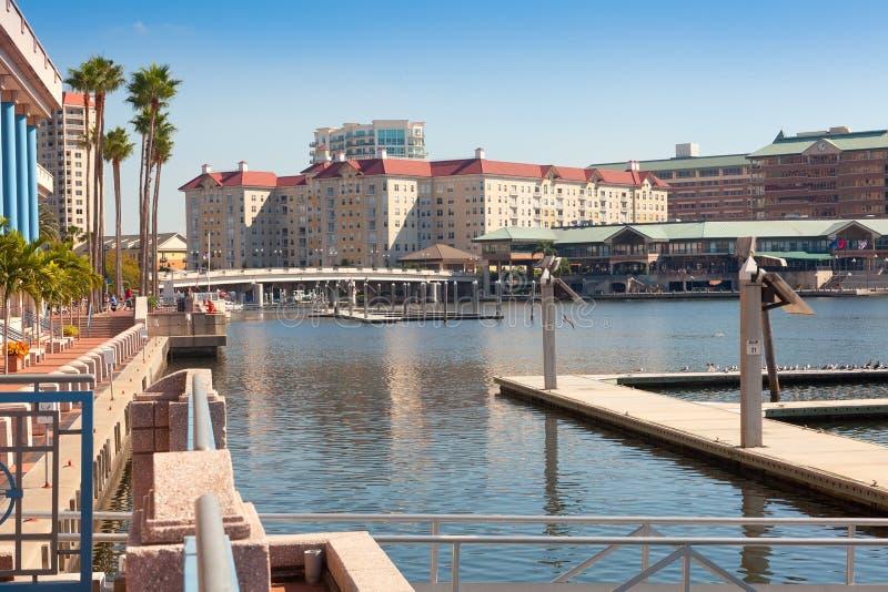 Centro de convenção de Tampa fotos de stock royalty free