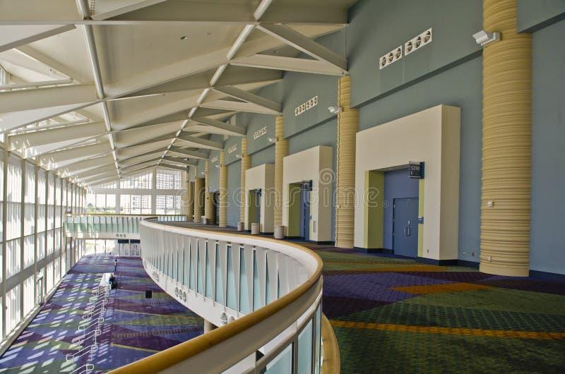 Centro de convención Orlando foto de archivo