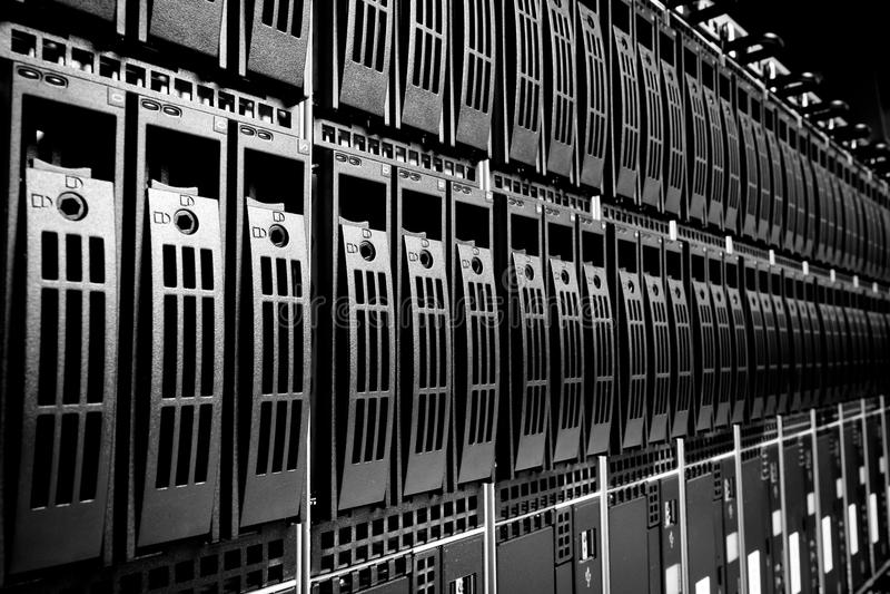 Centro de dados imagem de stock