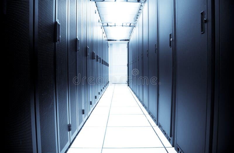 Centro de dados do computador