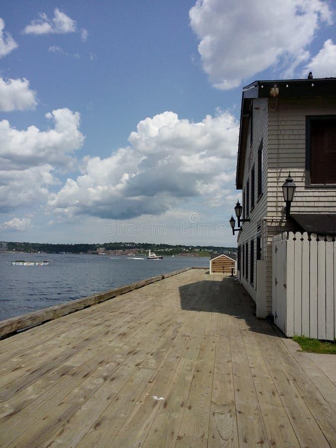 Centro de Halifax fotos de archivo