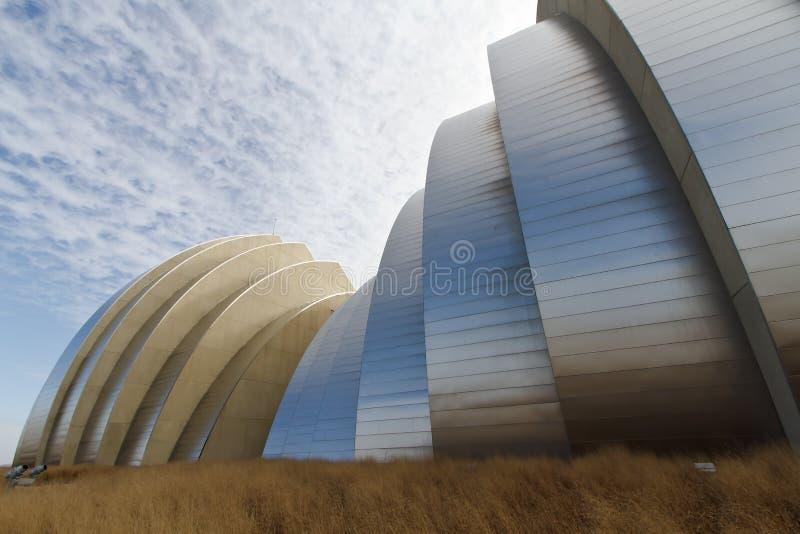 Centro de las artes interpretativas de Kauffman foto de archivo