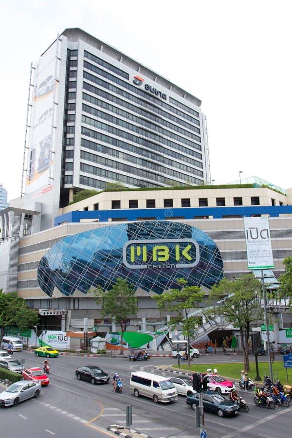 Centro de MBK fotos de stock royalty free