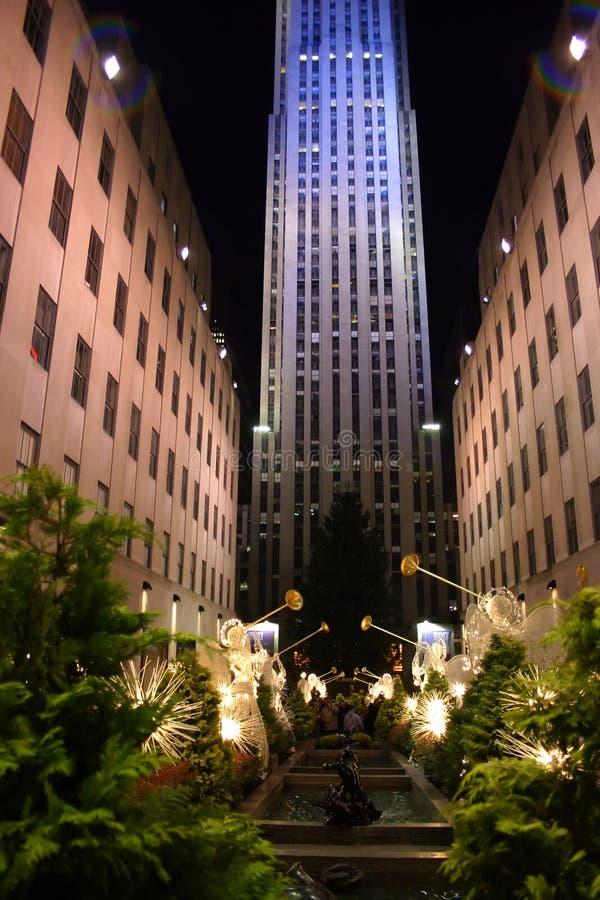 Centro de Rockefeller, New York City fotos de stock