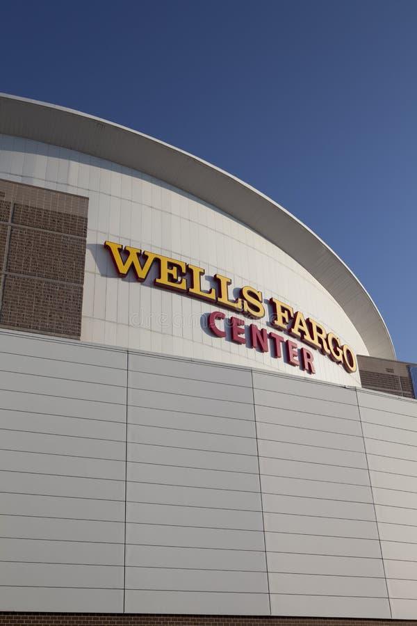 Centro de Wells Fargo, Philadelphia imagen de archivo