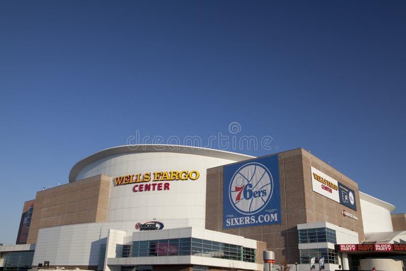 Centro de Wells Fargo, Philadelphia imagen de archivo libre de regalías