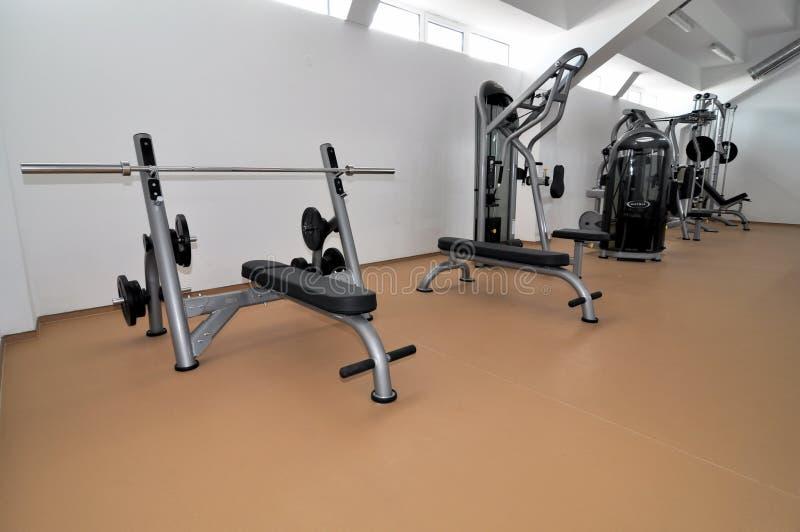 Centro del Bodybuilding fotografía de archivo