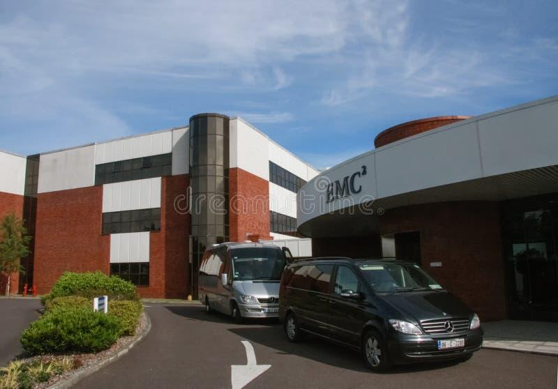 Centro del EMC de la oficina de la excelencia en el corcho, Irlanda imagen de archivo