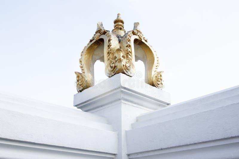 Centro del pabellón superior imagen de archivo