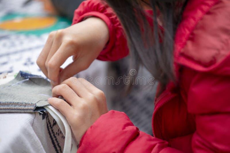 Centro di attività comunitaria, ricreazione di Limin, Taiwan, nuova città di Taipei, festival di vita immagini stock