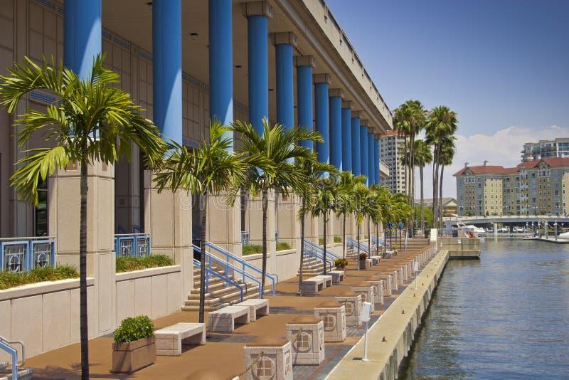 Centro di convenzione di Tampa fotografia stock