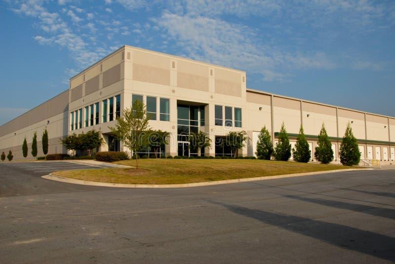Centro di distribuzione fotografie stock