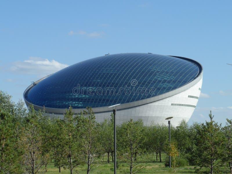 Download Centro di Nazarbayev fotografia editoriale. Immagine di decorativo - 56883466