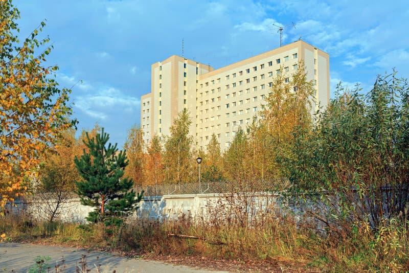 Centro di operazioni speciali di FSB Balashikha, Russia immagini stock libere da diritti
