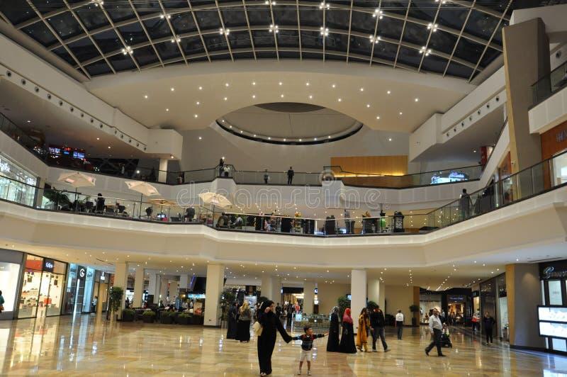 Centro do festival em Dubai, UAE imagens de stock royalty free